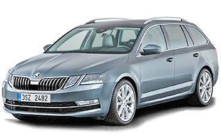 Lease cheap Skoda Octavia Estate