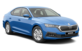 Lease cheap Skoda Octavia Hatchback
