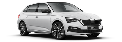 Skoda Scala picture, very nice