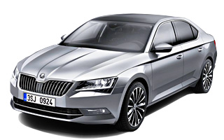 Lease cheap Skoda Superb