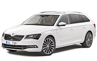 Lease cheap Skoda Superb Estate