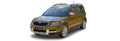 cheap car leasing Skoda Yeti Outdoor