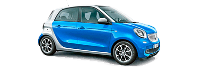 Smart ForFour picture, very nice