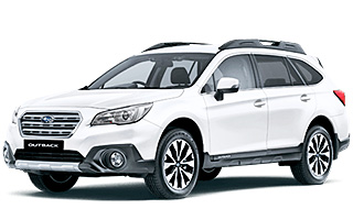 Lease cheap Subaru Outback Estate