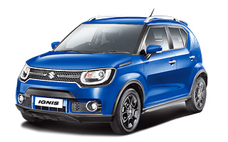 Lease cheap Suzuki Ignis
