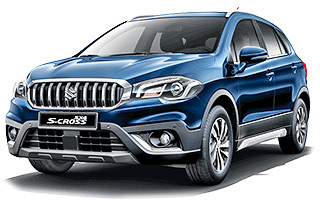Lease cheap Suzuki SX4 S-Cross