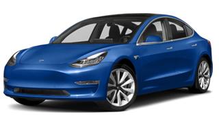 Lease cheap Tesla Model 3