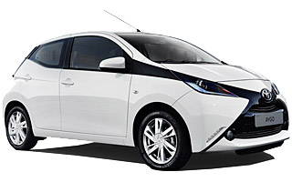 Lease cheap Toyota Aygo