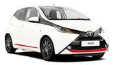 Toyota Aygo Funroof