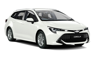 Lease cheap Toyota Corolla Estate