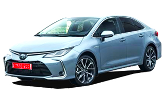 Lease cheap Toyota Corolla Saloon