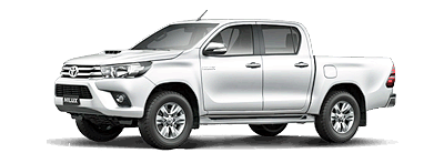 Toyota Hilux Double Cab Pick-up picture, very nice