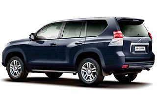 Lease cheap Toyota Land Cruiser Station Wagon