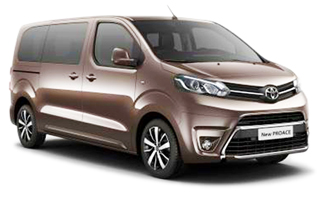 Lease cheap Toyota Proace MWB