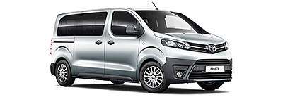 Toyota Proace Verso Estate picture, very nice