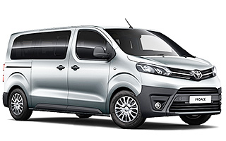 Lease cheap Toyota Proace Verso Estate