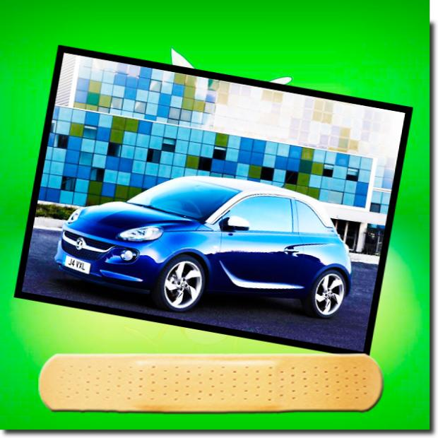 Vauxhall Adam (2012-19)