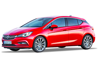 Vauxhall Astra Hatch