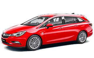 Lease cheap Vauxhall Astra Estate