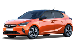 Lease cheap Vauxhall Corsa