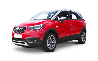 Lease cheap Vauxhall Crossland X