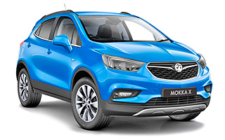 Lease cheap Vauxhall Mokka X