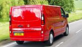 Vauxhall Vivaro Crew Bus