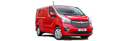 Vauxhall Vivaro Van picture, very nice