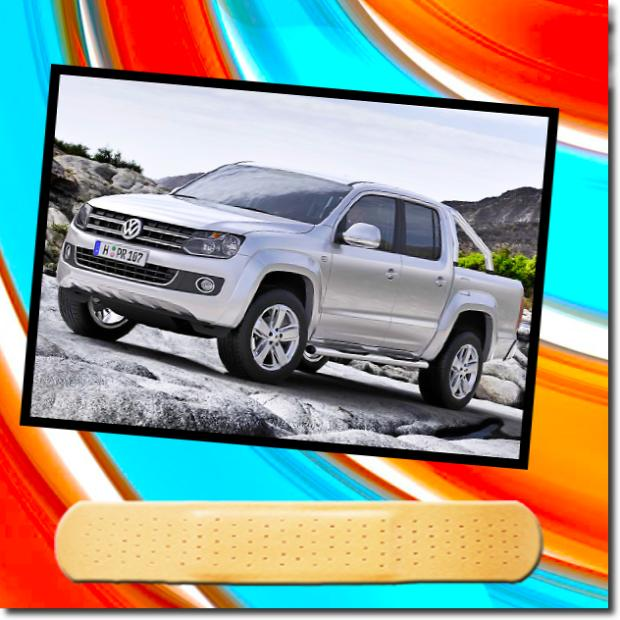 VW Amarok Double Cab Pick-up