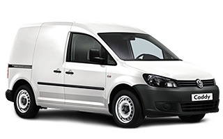 Lease cheap VW Caddy C20 Van
