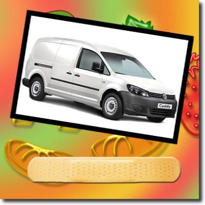 VW Caddy Maxi C20 Van