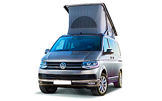 Lease cheap VW California Estate
