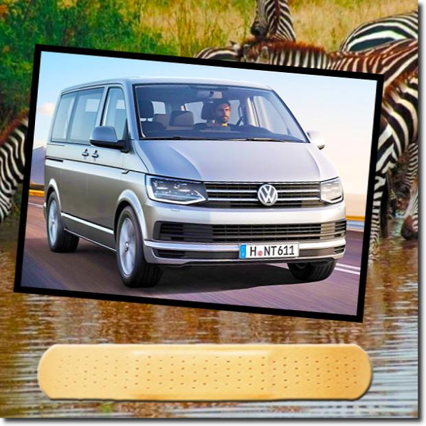 VW Caravelle Estate
