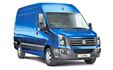 VW Crafter CR35 MWB Van