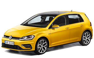 Lease cheap VW Golf Mk7