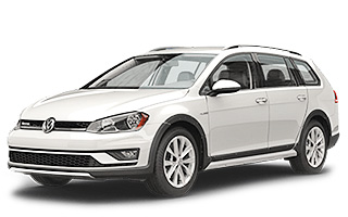 VW Golf Alltrack Estate