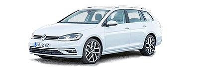 VW Golf Estate picture, very nice