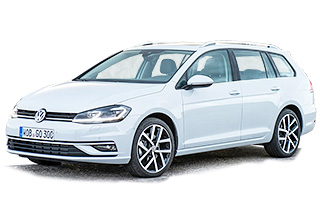 Lease cheap VW Golf Estate
