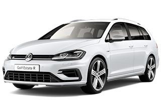 Volkswagen Golf Estate R