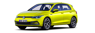VW Golf Mk8 picture, very nice
