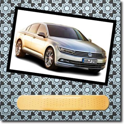 VW Passat Saloon