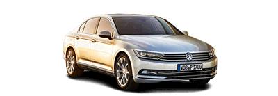 VW Passat Saloon picture, very nice
