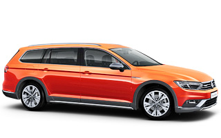 VW Passat Alltrack Estate
