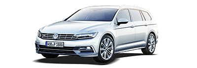 VW Passat Estate picture, very nice