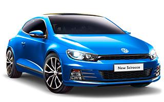 Lease cheap Volkswagen Scirocco