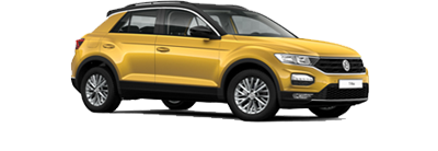 VW T-Roc picture, very nice
