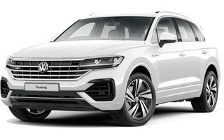 Lease cheap Volkswagen Touareg