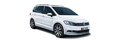 VW Touran Estate picture, very nice