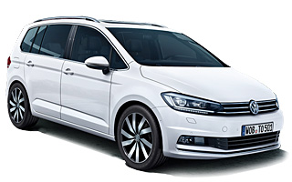 Lease cheap VW Touran Estate