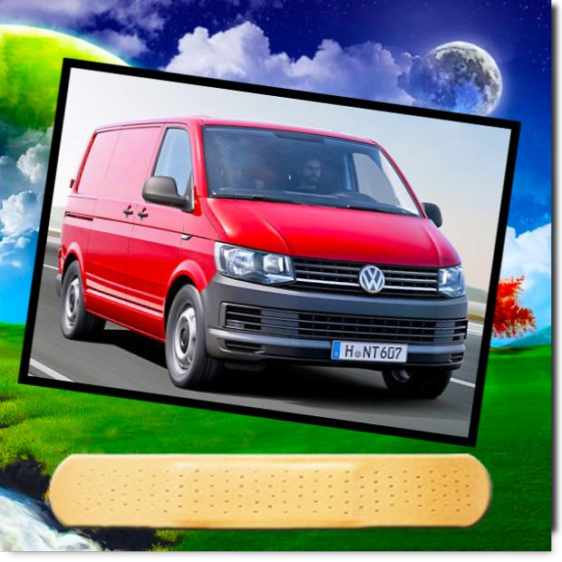 VW Transporter Van (2017-18)